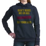 Washington Football Women's Hooded Sweatshirt
