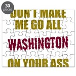 Washington Football Puzzle