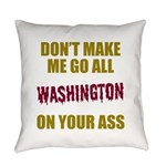 Washington Football Everyday Pillow