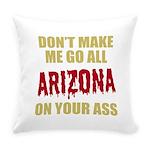 Arizona Baseball Everyday Pillow