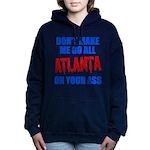 Atlanta Baseball Women's Hooded Sweatshirt