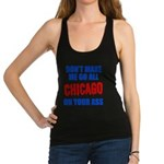 Chicago Baseball Racerback Tank Top