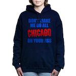 Chicago Baseball Women's Hooded Sweatshirt