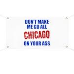 Chicago Baseball Banner
