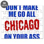 Chicago Baseball Puzzle