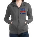 Cleveland Baseball Women's Zip Hoodie