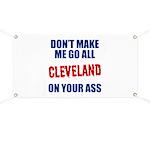 Cleveland Baseball Banner