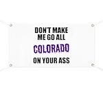 Colorado Baseball Banner