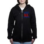 Washington Baseball Women's Zip Hoodie