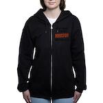 Houston Baseball Women's Zip Hoodie