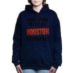 Houston Baseball Women's Hooded Sweatshirt