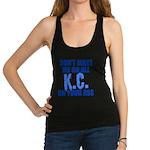 Kansas City Baseball Racerback Tank Top