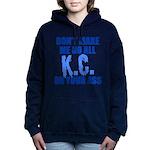 Kansas City Baseball Women's Hooded Sweatshirt