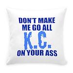 Kansas City Baseball Everyday Pillow