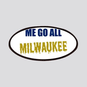 Milwaukee Baseball Patch