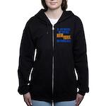 New York Baseball Women's Zip Hoodie