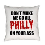 Philadelphia Baseball Everyday Pillow