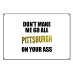 Pittsburgh Baseball Banner