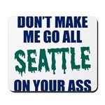 Seattle Baseball Mousepad