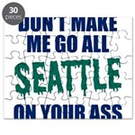 Seattle Baseball Puzzle