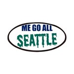 Seattle Baseball Patch
