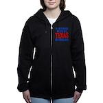 Texas Baseball Women's Zip Hoodie