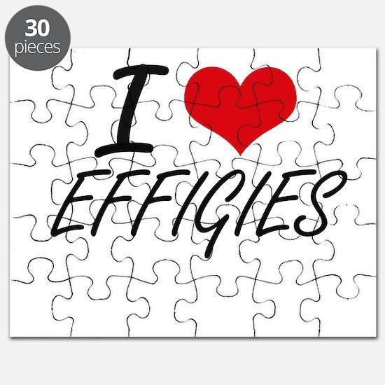 I love EFFIGIES Puzzle