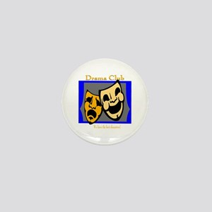 Drama Club Mini Button