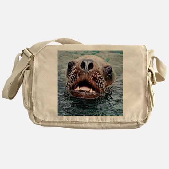 amazing Animal Messenger Bag