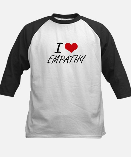 I love EMPATHY Baseball Jersey