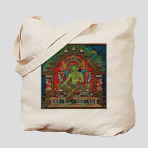 The Green Tara Tote Bag