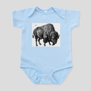 Bison Infant Creeper