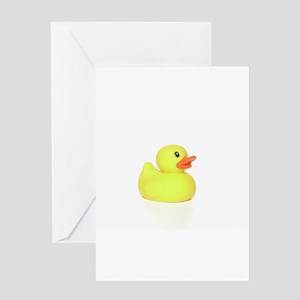 Rubber Duck Greeting Cards