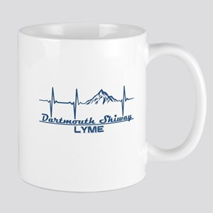 Dartmouth Skiway - Lyme - New Hampshire Mugs