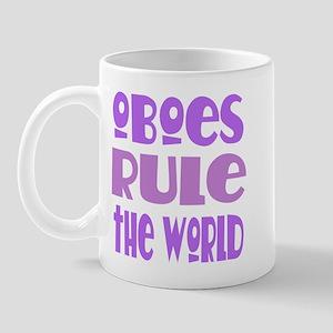 Oboes Rule Mug