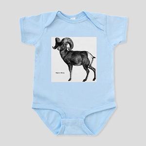 Bighorn Sheep Infant Creeper