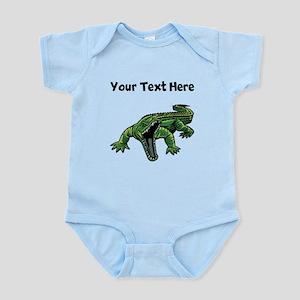 Mean Alligator Body Suit