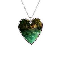 Secret Lagoon Necklace