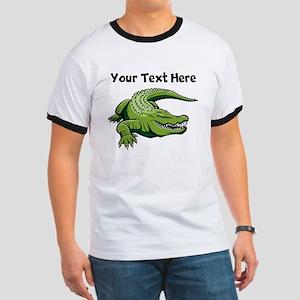 Green Alligator T-Shirt