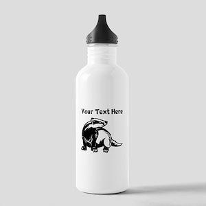 Honey Badger Water Bottle