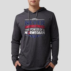 The Power Of A Norwegian T Shi Long Sleeve T-Shirt