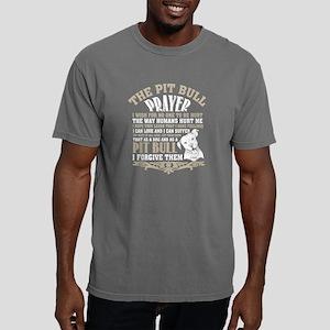 The Pit Bull's Prayer T Shirt T-Shirt