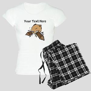 Beaver Pajamas