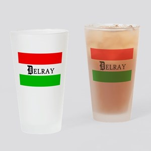 Delray Drinking Glass