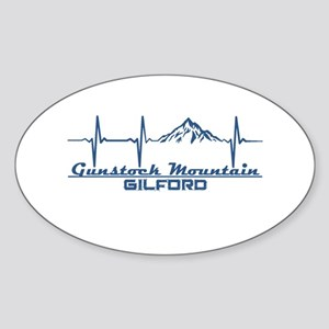 Gunstock Mountain Resort - Gilford - New Sticker
