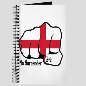 England Fist 1871 Journal