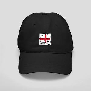 England Fist 1871 Black Cap