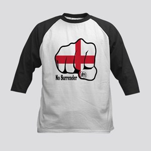 England Fist 1871 Kids Baseball Jersey