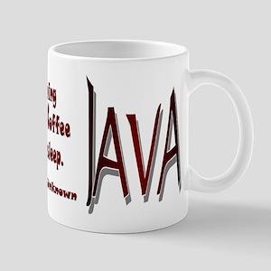 A morning without Coffee Mug