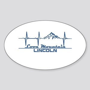 Loon Mountain - Lincoln - New Hampshire Sticker